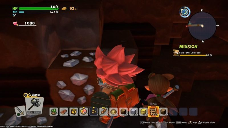 how to find diamond in dqb2