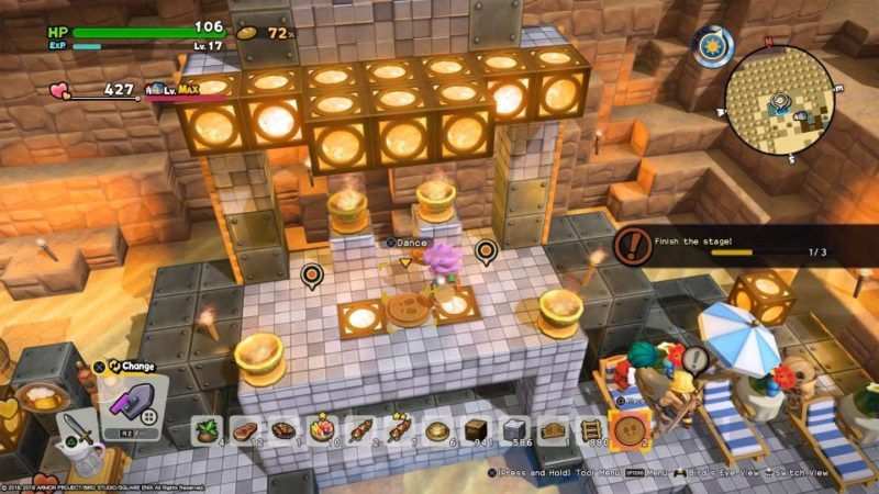 how to make light box in dqb2