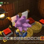 how to make spa changing room - dragon quest builders 2