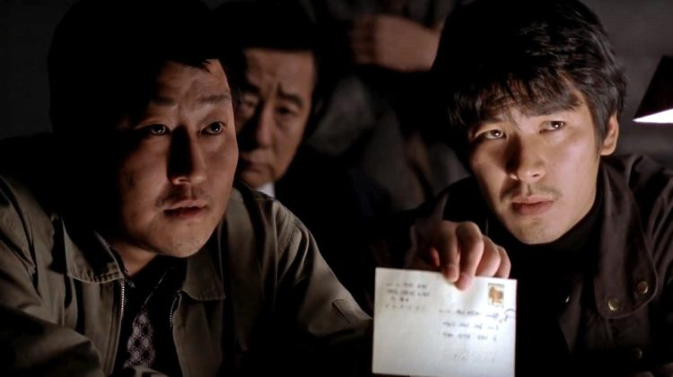recommended korean thriller movies
