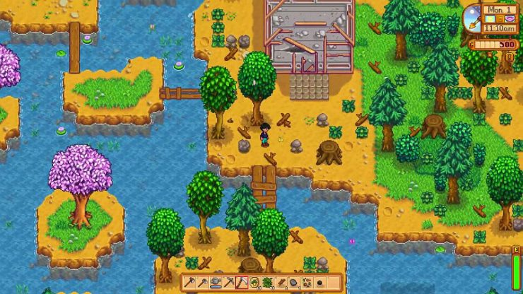 best type of farm in stardew valley