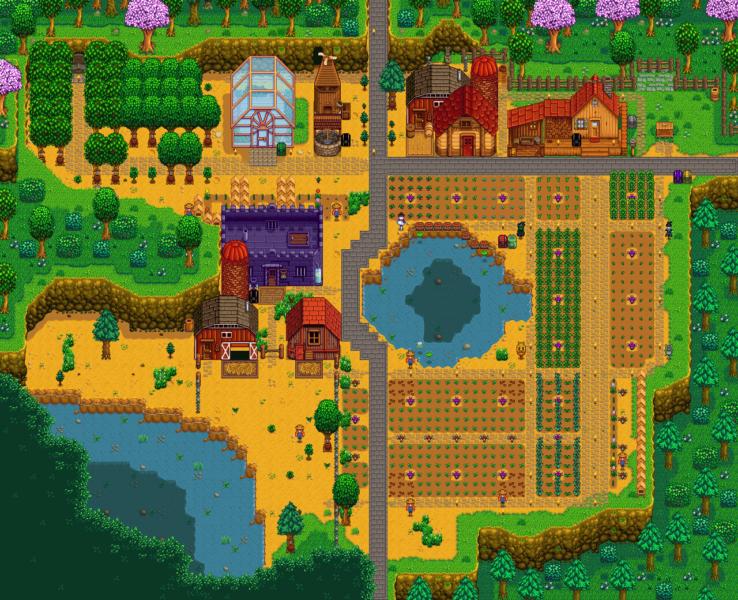 best type of farm stardew valley