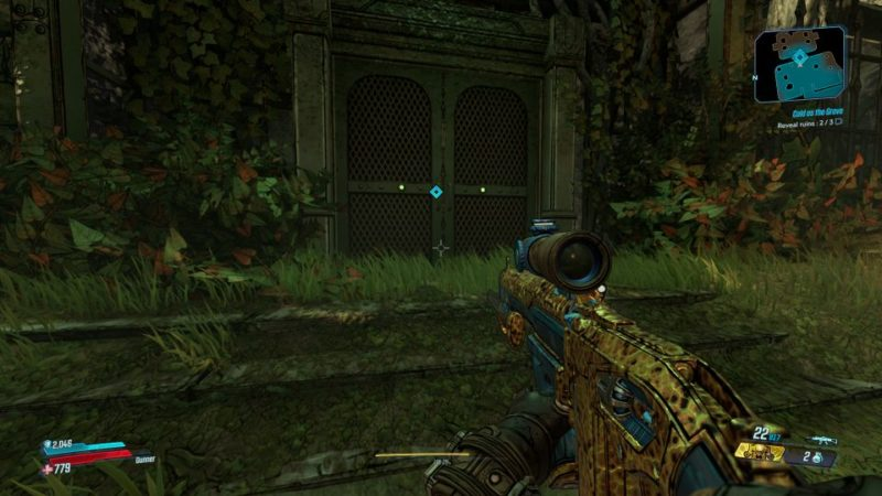 bl3 - cold as the grave tips and guide