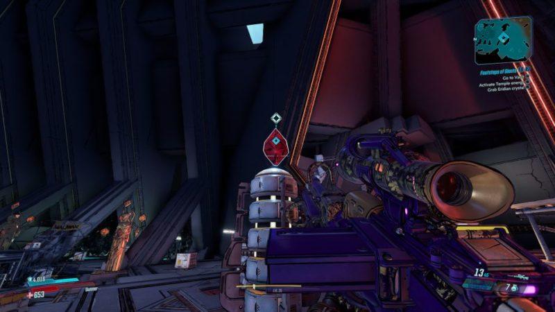 bl3 - footsteps of giants mission guide
