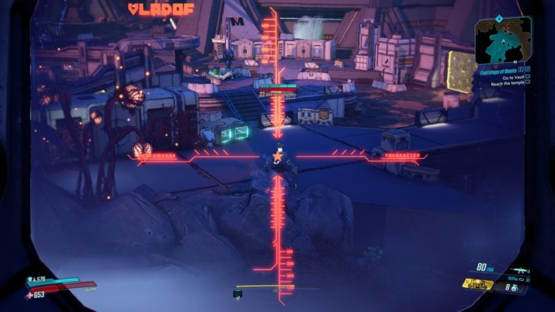bl3 - footsteps of giants quest walkthrough