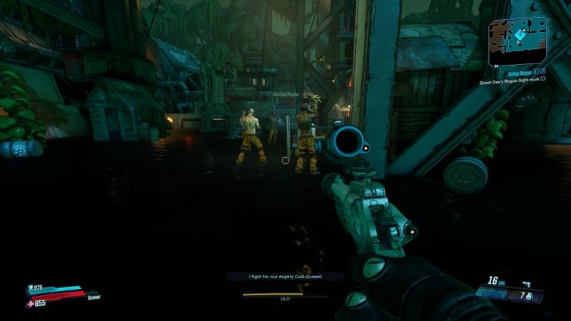 bl3 - going rogue mission walkthrough