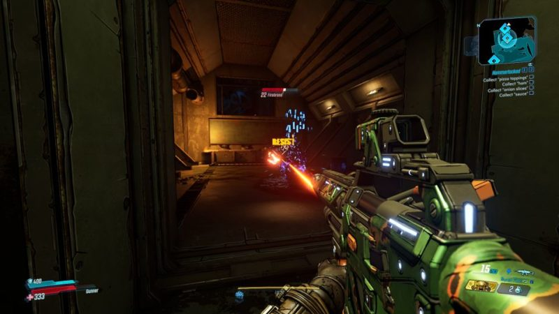 bl3 - hammerlocked mission