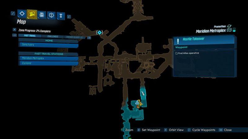 bl3 - hostile takeover guide wiki
