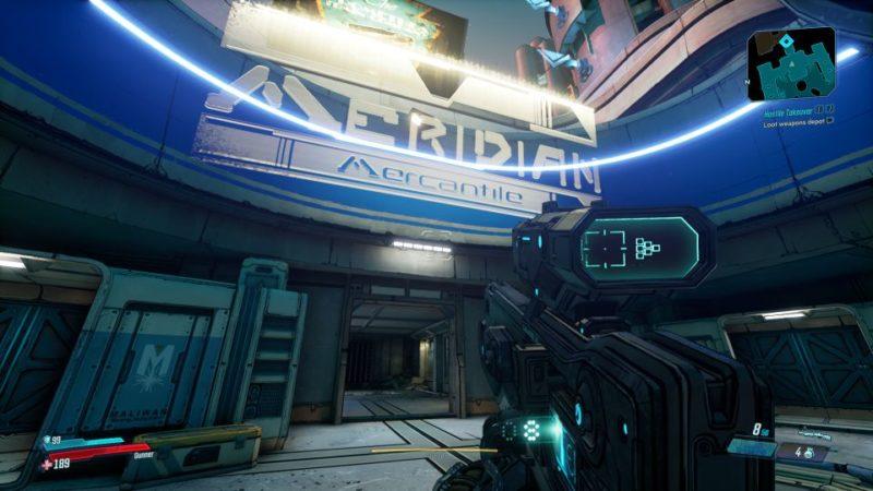 bl3 - hostile takeover mission walkthrough