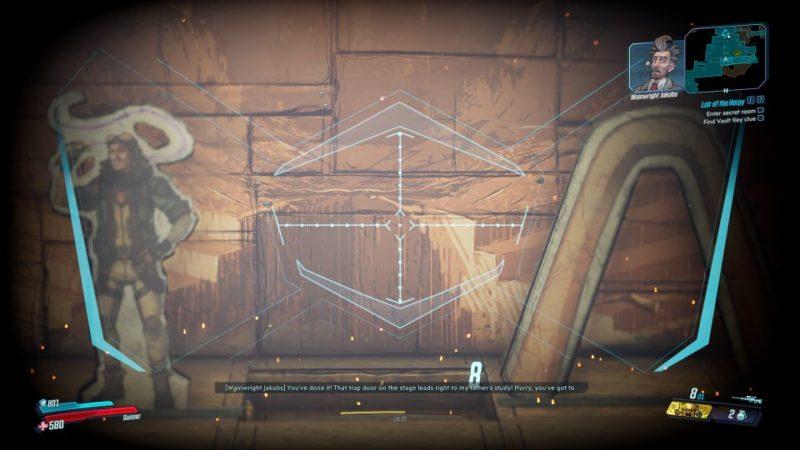 bl3 - lair of the harpy walkthrough