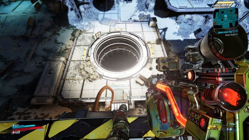 bl3 - space laser tag wiki and guide