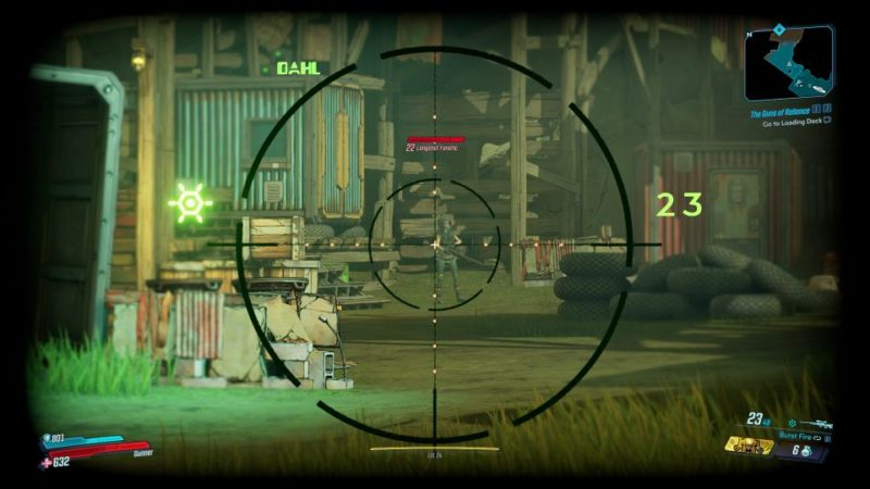 bl3 - the guns of reliance quest walkthrough
