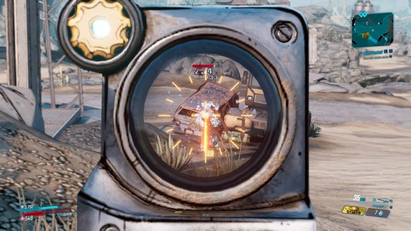 borderlands 3 - angels and speed demons quest