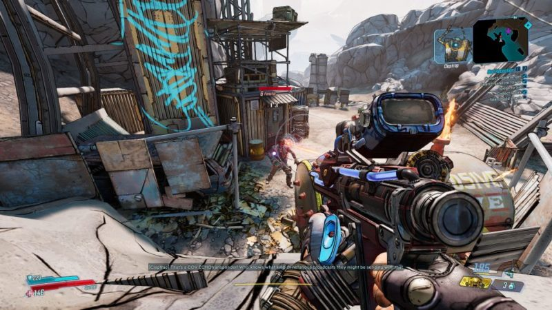 borderlands 3 - bad reception mission wiki