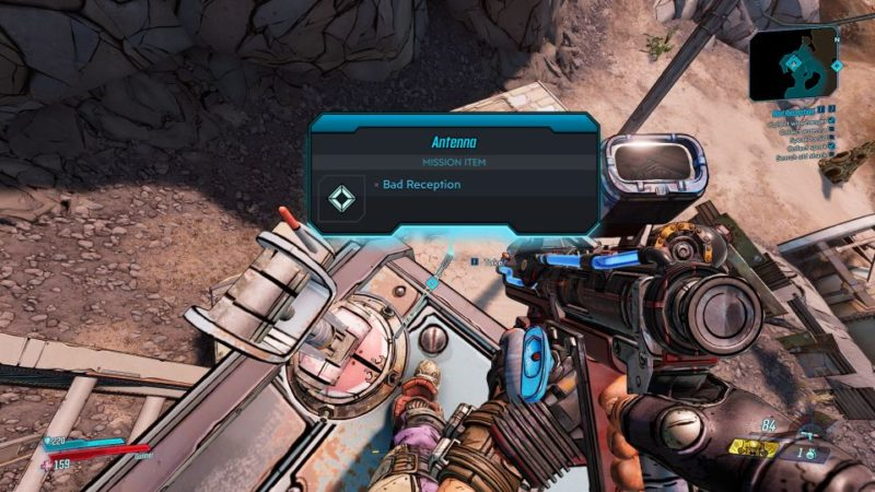 borderlands 3 - bad reception where to go