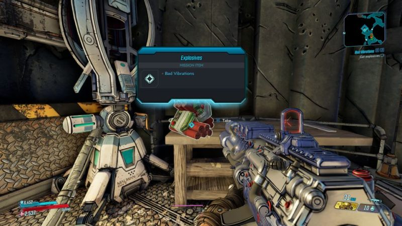 borderlands 3 - bad vibrations guide and tips