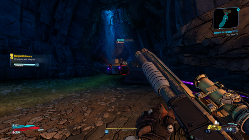 borderlands 3 - beneath the meridian tips guide and wiki
