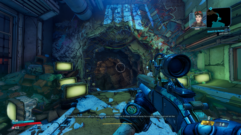 borderlands 3 - beneath the meridian wiki and guide