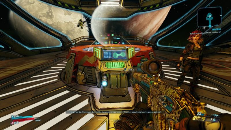 borderlands 3 - blood drive guide and tips