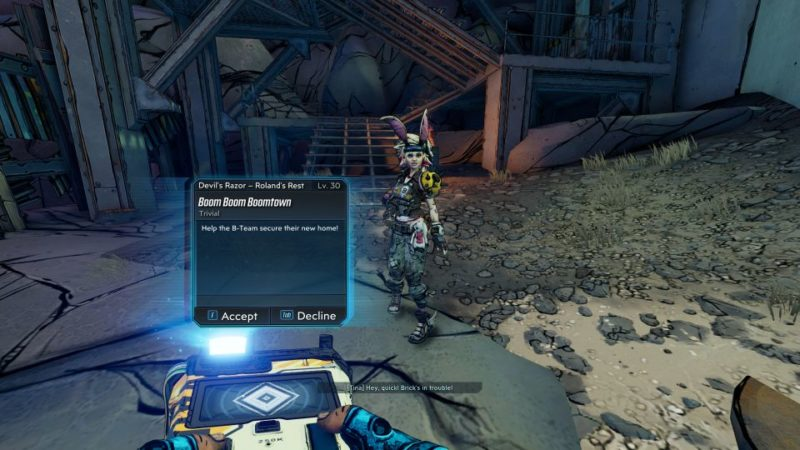 borderlands 3 - boom boom boomtown