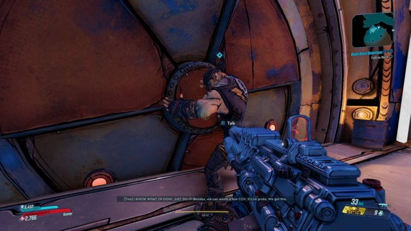 borderlands 3 - boom boom boomtown quest