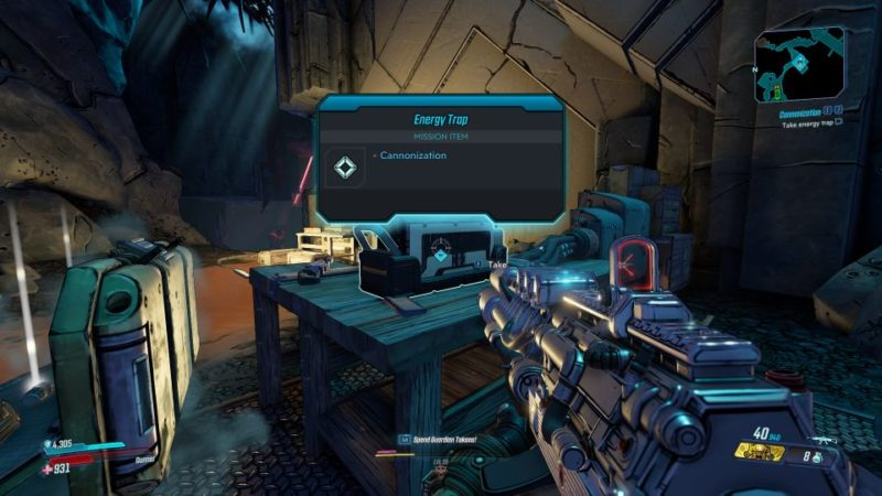 borderlands 3 - cannonization guide and tips