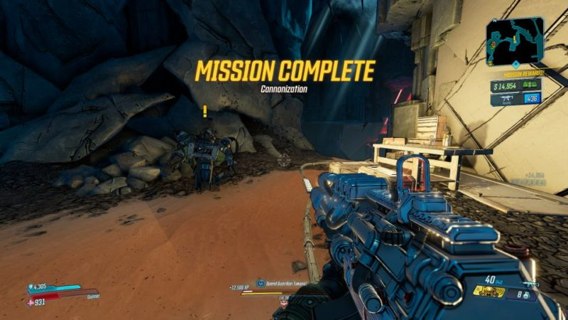borderlands 3 - cannonization tips and guide
