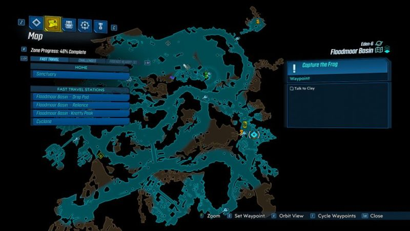 borderlands 3 - capture the frag wiki and guide