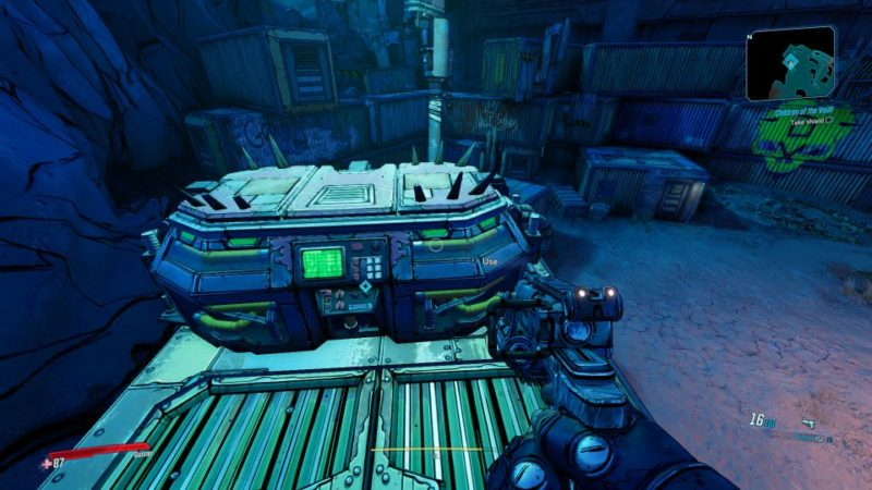 borderlands 3 - children of the vault mission walkthrough