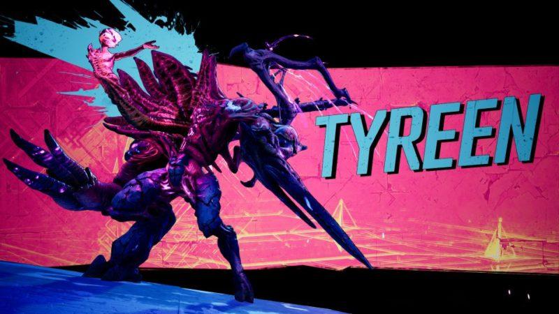 borderlands 3 - divine retribution defeat tyreen the destroyer