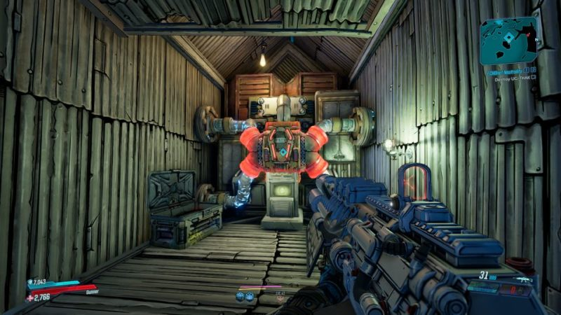 borderlands 3 - echonet neutrality wiki and guide