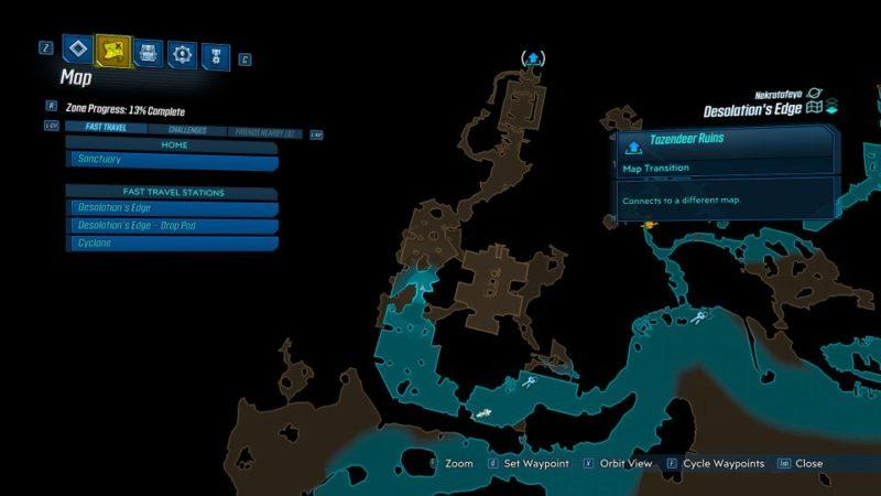borderlands 3 - footsteps of giants wiki