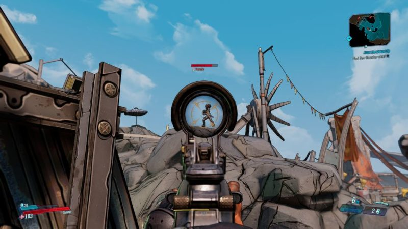borderlands 3 - from the ground up mission