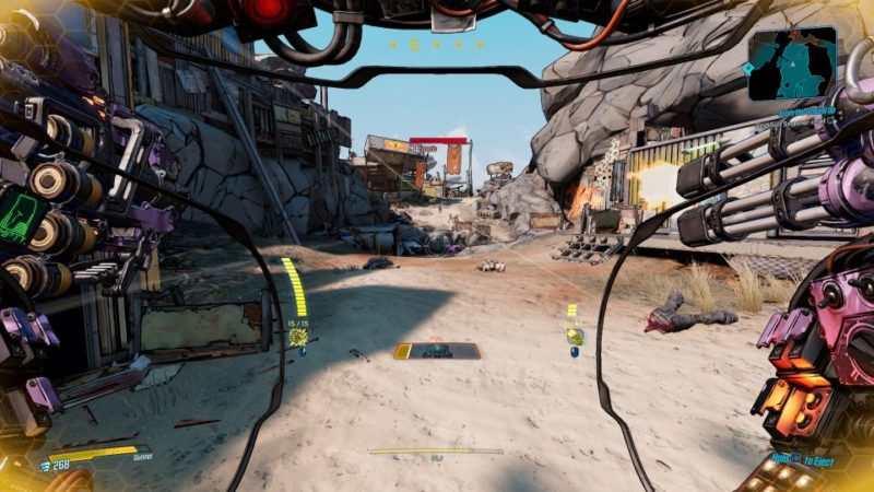borderlands 3 - from the ground up mission guide