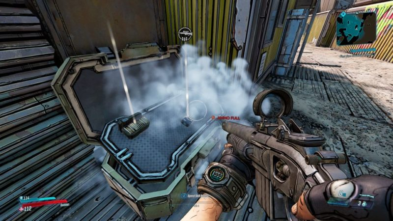 borderlands 3 - from the ground up mission walkthrough