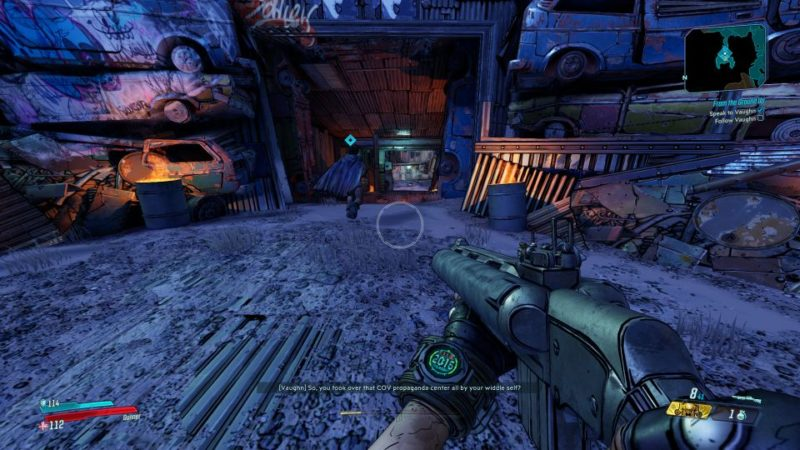 borderlands 3 - from the ground up tips