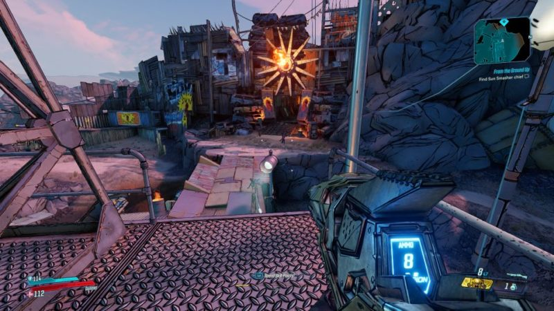 borderlands 3 - from the ground up walkthrough and guide