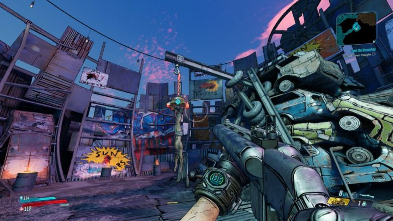 borderlands 3 - from the ground up wiki and guide