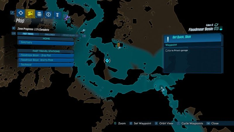 borderlands 3 - get quick slick guide
