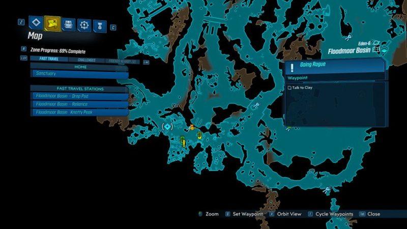 borderlands 3 - going rogue guide