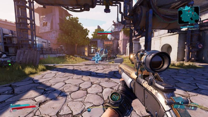 borderlands 3 - invasion of privacy mission tips