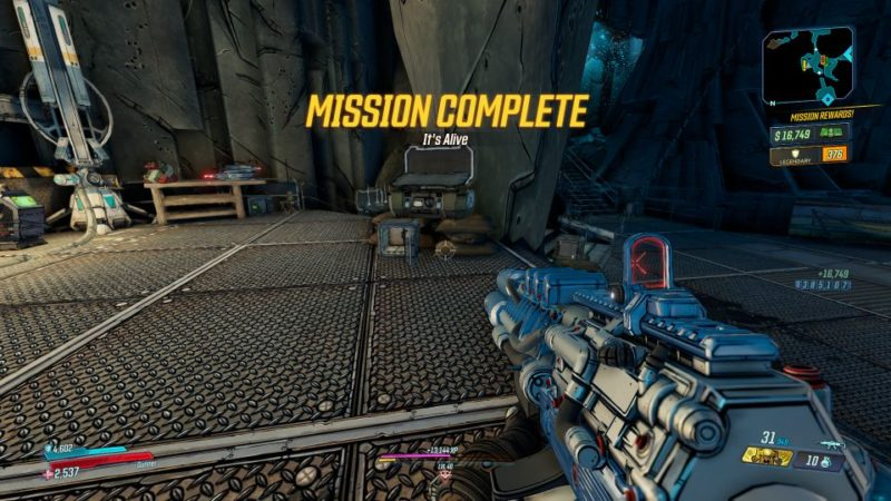 borderlands 3 - it's alive tips and guide