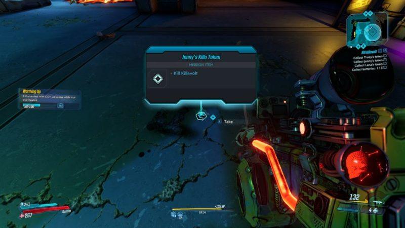 borderlands 3 - kill killavolt mission