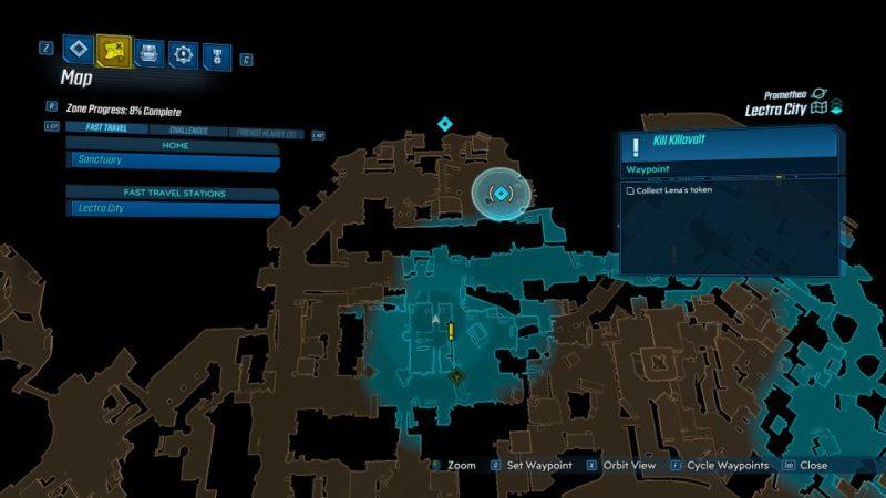 borderlands 3 - kill killavolt mission guide