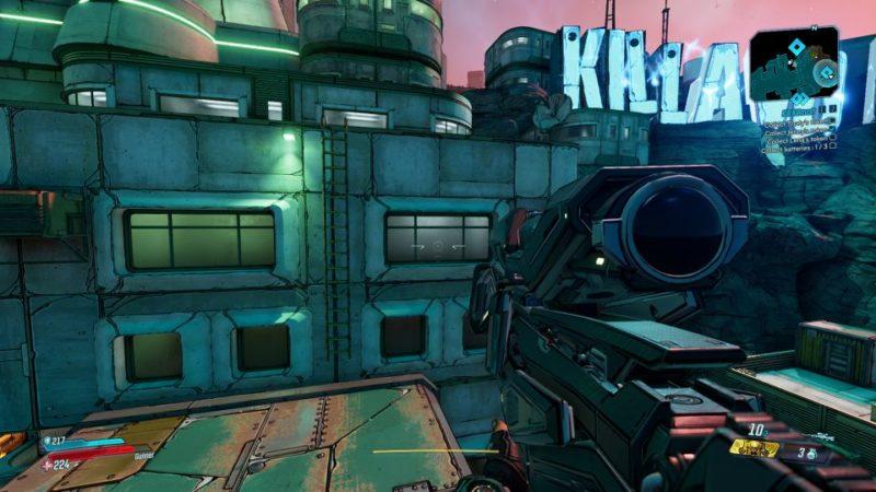 borderlands 3 - kill killavolt mission walkthrough