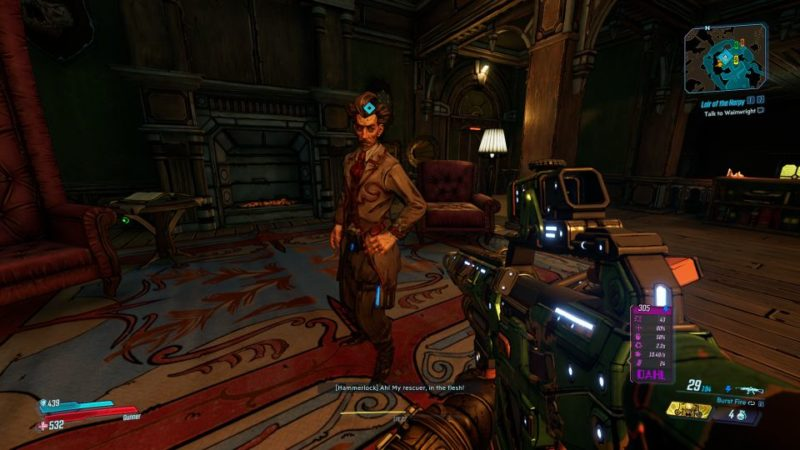borderlands 3 - lair of the harpy guide and tips