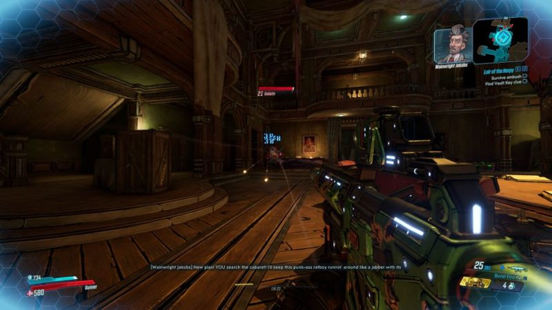 borderlands 3 - lair of the harpy tips and guide