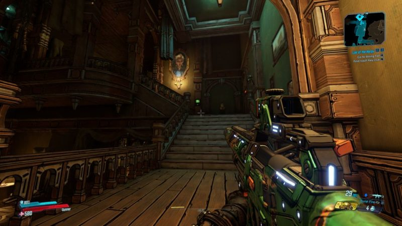 borderlands 3 - lair of the harpy wiki and guide