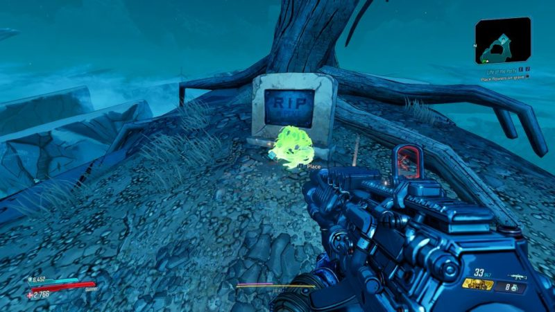 borderlands 3 - life of the party mission