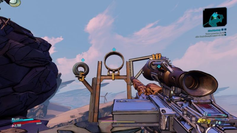borderlands 3 - life of the party mission wiki
